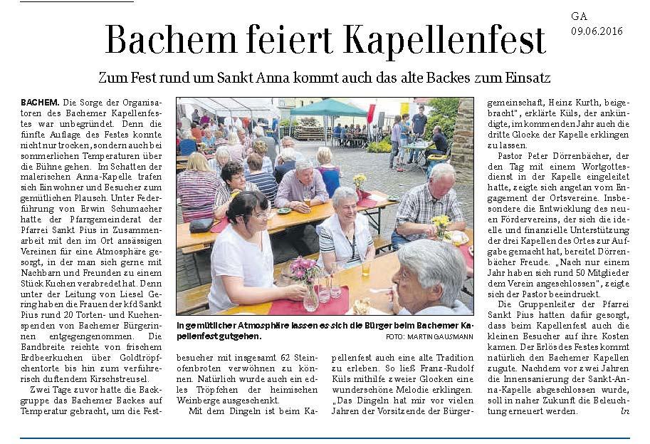 2060609 GA KV Kapellenfest 2016 ez